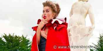 Helena Bonham Carter on the magic and influence of Alice in Wonderland - harpersbazaar.com