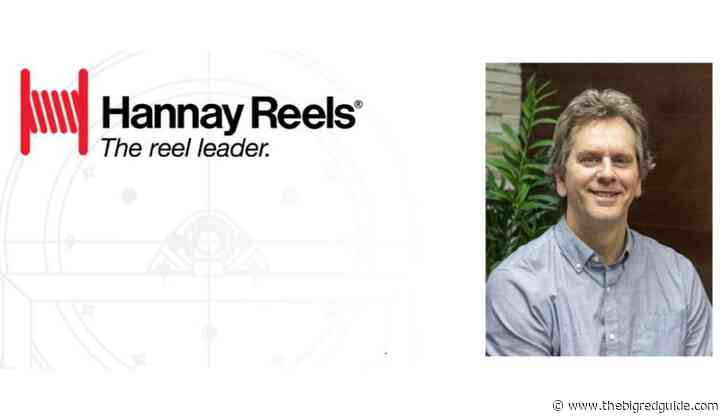 Hannay Reels Appoints Jim As New Design Engineer