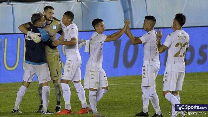 Racing - San Martín (SJ), por la Copa Argentina: el resumen - TyC Sports