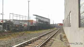 Hallstadt: Hafen-Nordgleis sorgt für Ärger - BR24