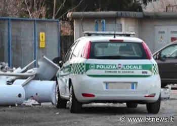 Ghedi: citofono abbandonato per strada, scatta la multa - Bsnews.it