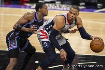 Westbrook posts 24th triple-double of season in Wizards' win