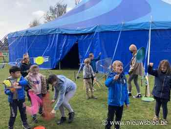Toch circuskamp voor de Pintse kinderen (De Pinte) - Het Nieuwsblad