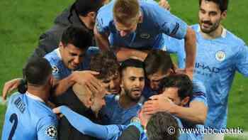 Borussia Dortmund 1-2 Man City (2-4 on agg): Riyad Mahrez and Phil Foden goals send English side into last four