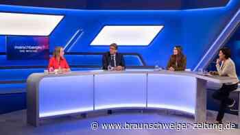 """TV-Talk: """"Maischberger"""": Hitzige Debatte um Laschet und Söder"""