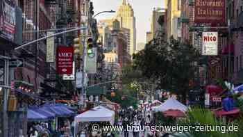 Sommer der Freiheit?: New York vor dem erhofften Corona-Durchbruch