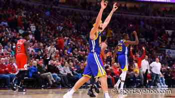 Steph Curry says Klay Thompson 3-pointer record is 'gettable'