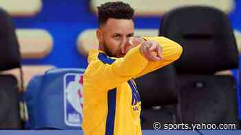 Steph Curry achieves perfection in third quarter vs. Thunder