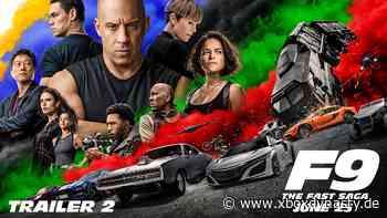 Kino, Serien & TV: Fast & Furious 9 Trailer 2 veröffentlicht - Xboxdynasty