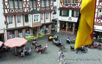 Auch in diesem Jahr keine Sondernutzungsgebühr in Bernkastel-Kues - Eifel Zeitung