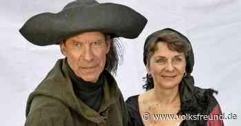 Jürgen und Annelie Servatius führen Gäste durch Bernkastel-Kues - Trierischer Volksfreund