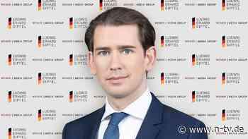 """""""Freiheitspreis der Medien 2021"""": Kurz wird für Bemühungen um Verständigung geehrt"""