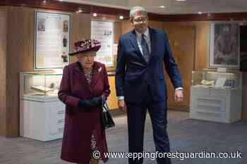 Queen welcomes her new Lord Chamberlain - Epping Forest Guardian