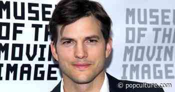 Ashton Kutcher Reacts to 'Jeopardy!' Shoutout - PopCulture.com