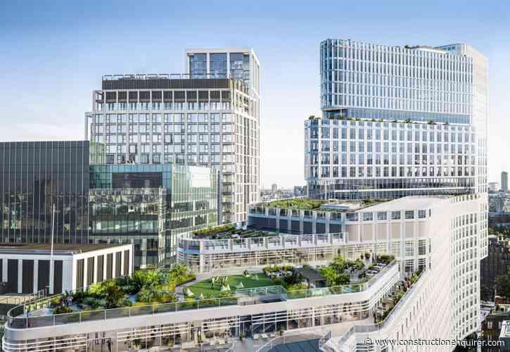 Construction set to start on 1.3m sq ft Waterloo scheme