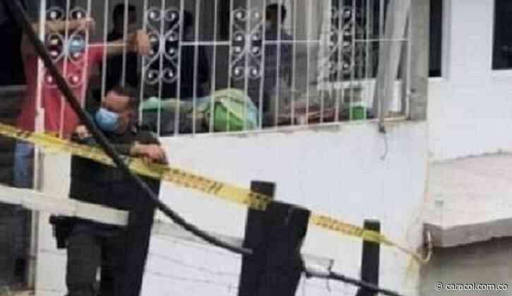 En Lebrija un hombre disparó contra dos mujeres y luego se suicidó - Caracol Radio