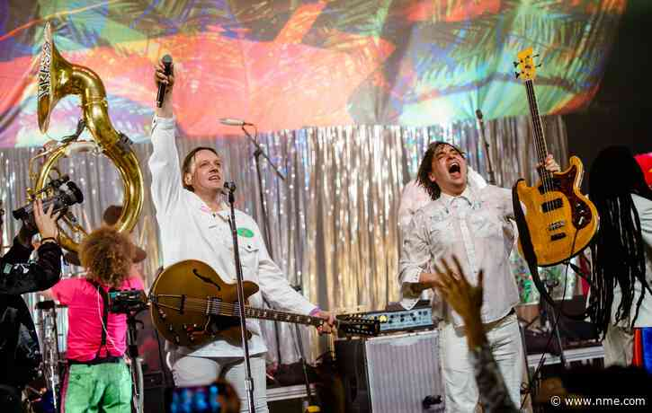 Arcade Fire share new 45-minute song 'Memories of the Age of Anxiety' for meditation app