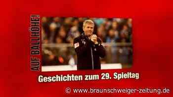 Auf Ballhöhe! Die Geschichten zum 29. Bundesliga-Spieltag