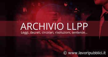 Progettazione lavori su palestra Massimo Mazzetto Noventa Padovana - Lavori Pubblici