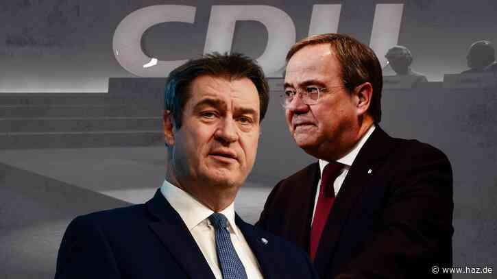 K-Frage in der Union: Frühere CDU-Mandatsträger werben für Laschet