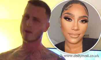 Chet Hanks seemingly makes reference to ex-girlfriend Kiana Parker's $1 million lawsuit against him