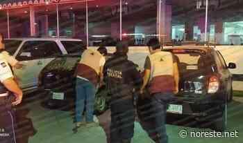 Intentan incendiar automóvil en pleno bulevar Adolfo Ruiz Cortines de Poza Rica - NORESTE