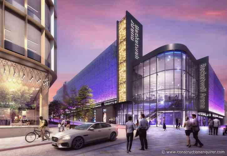 Council set to advance £48m Derby arena project