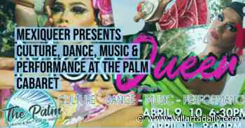 MexiQueer Presents Culture, Dance, Music & Performance at The Palm Cabaret - Vallarta Daily