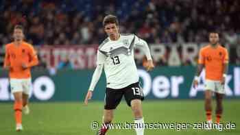 Nationalmannschaft: Halstenberg: Müller könnte wichtig fürs DFB-Team sein