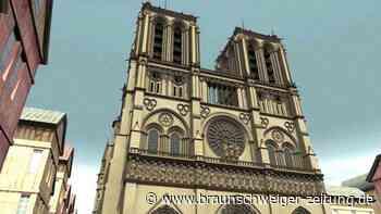 Videografik: Notre-Dame - ein Meisterwerk der Gotik