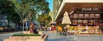 Jaime Lerner assina projeto de open shopping em Porto Belo - Revista News
