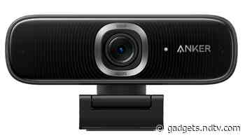 Anker PowerConf C300 HD Webcam, S500 Portable Conference Speaker Launched to Help Improve Remote Working