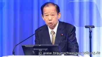 Corona-Krise: Japanischer Spitzenpolitiker: Olympia-Absage weiter möglich