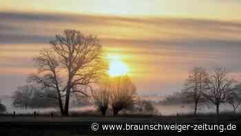 Deutscher Wetterdienst: Sonne und Wolken in Niedersachsen
