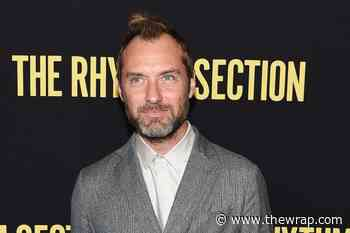 Jude Law's Riff Raff Entertainment Signs First-Look Deal With New Republic - TheWrap