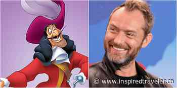 Peter Pan and Wendy: Reveal the first images of Jude Law as Captain Hook - Inspired Traveler