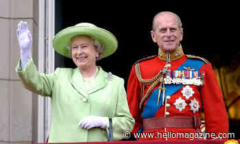Prince Philip's royal standard decoded – what his official flag represents