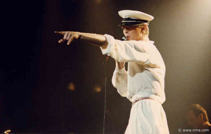 David Bowie '70s recordings announced for new compilation