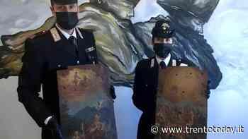 Storo, ritrovate e restituite dai carabinieri le porte di due tabernacoli del '700 rubate nel 2008 - TrentoToday