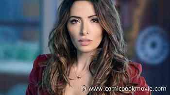 BLACK ADAM Star Sarah Shahi Seemingly Confirms Her Heroic Role In The DC Comics Movie - CBM (Comic Book Movie)