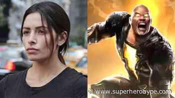 Black Adam Co-Star Sarah Shahi Shares Her Character's Name - Superherohype.com