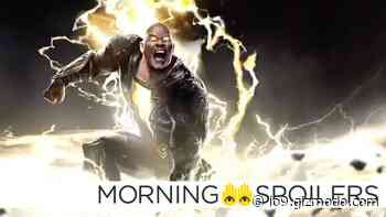 A Black Adam Star Teases Another Familiar DC Hero in the Cast - Gizmodo