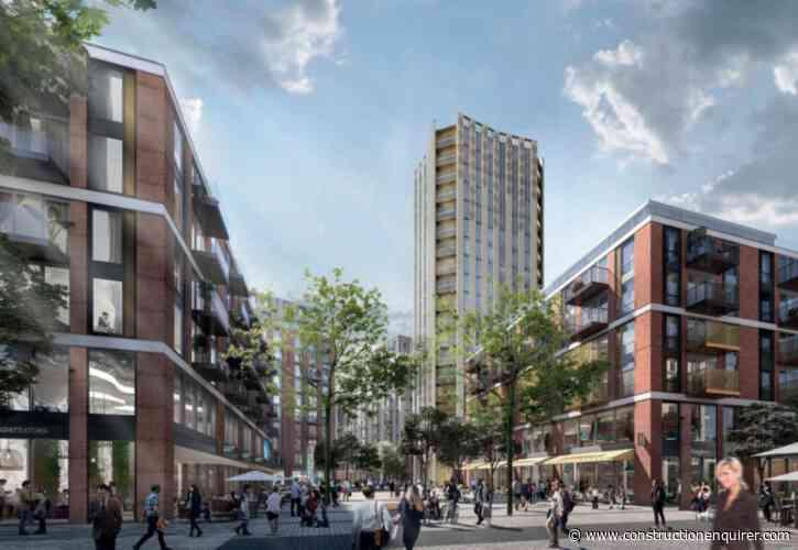 Western Homes pulls £270m Norwich scheme for rethink