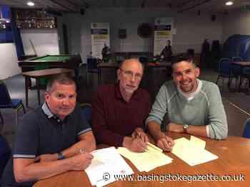 Camrose ground: Martin French on club's vision for stadium - Basingstoke Gazette