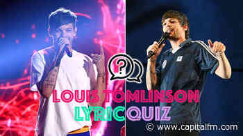 QUIZ: How Well Do You Know The Lyrics To These Louis Tomlinson Songs? - Capital