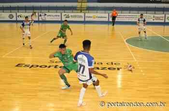 Marechal empata com Dois Vizinhos em duelo equilibrado no Ney Braga; veja os gols - Portal Rondon