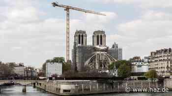 Macron: Zerstörte Kathedrale Notre-Dame soll 2024 wieder eröffnet werden