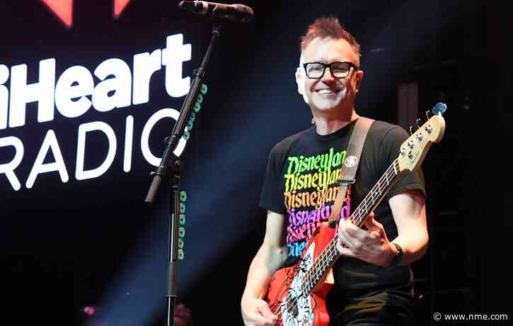 Mark Hoppus is selling instruments and music gear from his personal collection