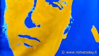 Blue leader, mostra d'arte del collettivo Crew1989