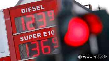 Mehr Geld fürs Tanken und Heizen: Inflation steigt im März auf Einjahreshoch